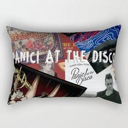 panic! fever Rectangular Pillow