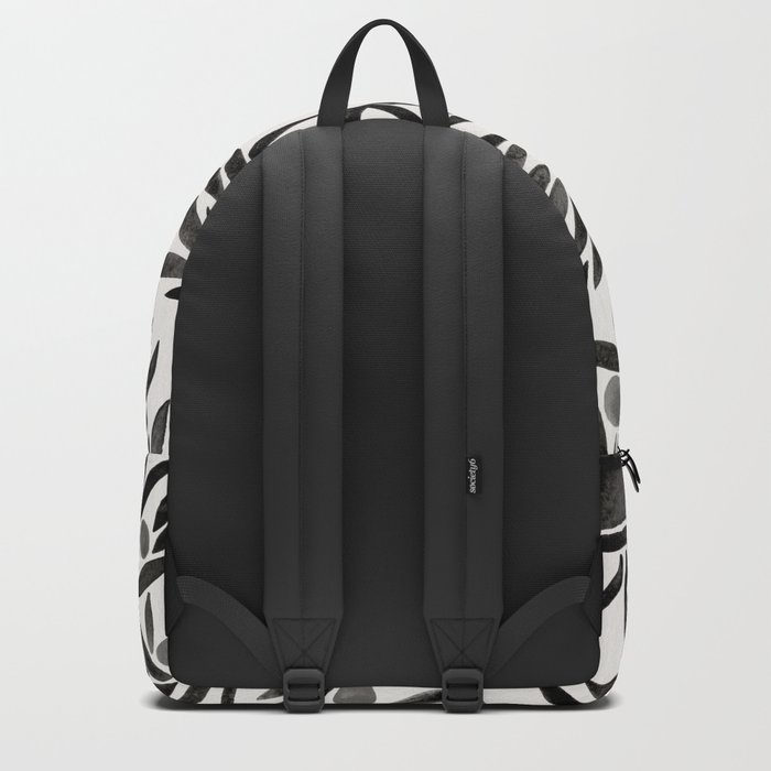 Bonsai Fruit Tree – Black Palette Backpack