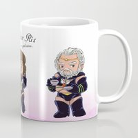 nori Mugs featuring Ori, Dori, Nori, Sailor scouts by Rshido