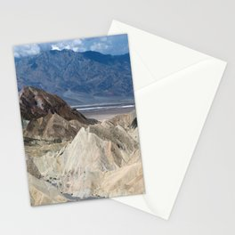 Death Valley Overview Stationery Cards