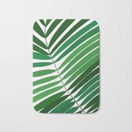 Tropical plant III Bath Mat