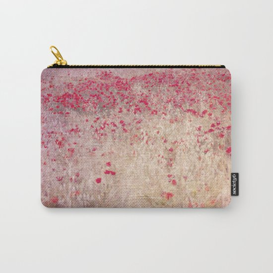 Fields of poppies Carry-All Pouch