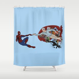 Stan The Creator  Shower Curtain