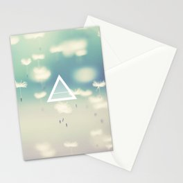 Air Element Stationery Cards