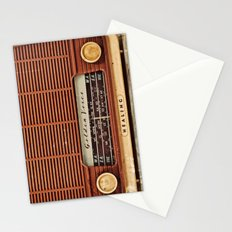 Golden Voice Stationery Cards
