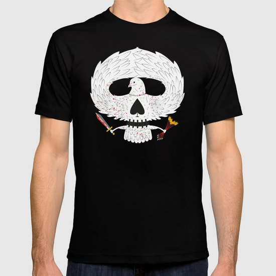 Dove of Death T-shirt