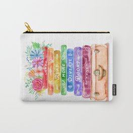 Diverse Books Carry-All Pouch