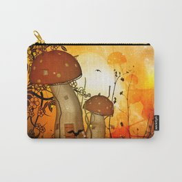 The fairy house in the night Carry-All Pouch