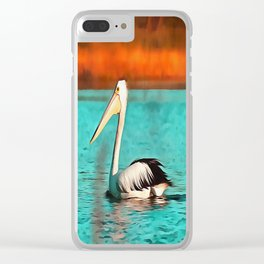 Pelican Bay Clear iPhone Case