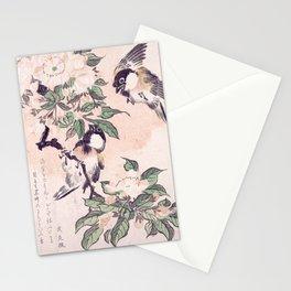 Spring Rain Stationery Cards