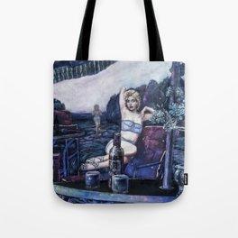 Triple Goddess Tote Bag