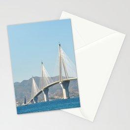 Rio Antirrio Bridge Stationery Cards