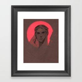 Scavenger Framed Art Print