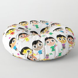 Kids play Floor Pillow