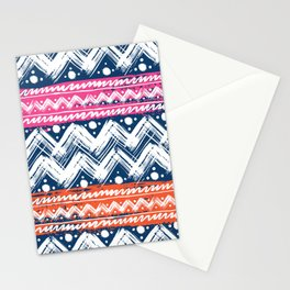 Inuit pattern Stationery Cards