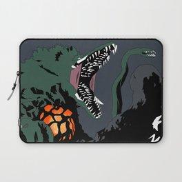 Godzilla vs. Biollante Laptop Sleeve