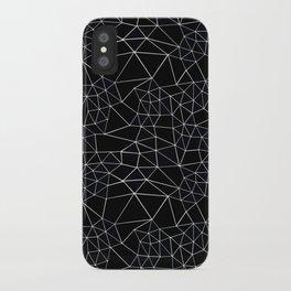 Segment iPhone Case
