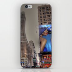 New York Times Square iPhone & iPod Skin