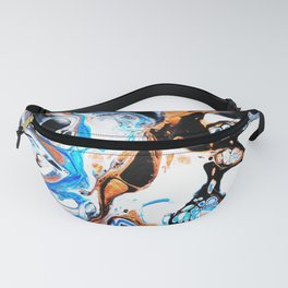 Magic Nebula Fanny Pack