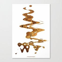 ad un passo dal sogno 1 Canvas Print