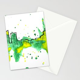 Going Downtown: Wyoming Stationery Cards