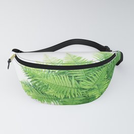 Beautiful Fern bouquet Fanny Pack