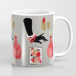 Treasures in Red Coffee Mug