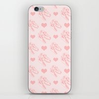 feminism iPhone & iPod Skins featuring Jurassic feminism by kate gabrielle