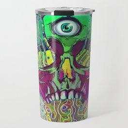 Mana Skull Travel Mug