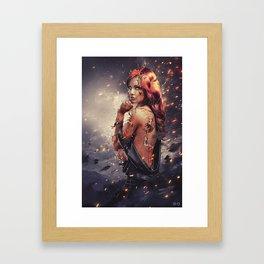 Endure Framed Art Print