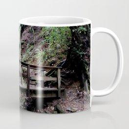 Bridge at Henry Cowell Coffee Mug