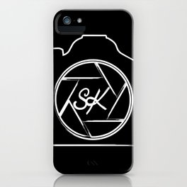 SK logo iPhone Case