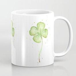 Four Leaf Clover Coffee Mug