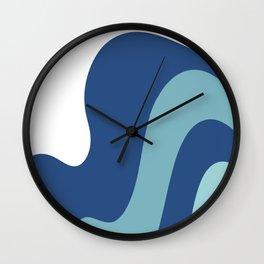 Undine Water Wall Clock