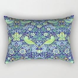"William Morris ""Strawberry Thief"" 6. Rectangular Pillow"