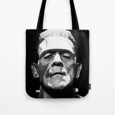 Frankenstien Tote Bag