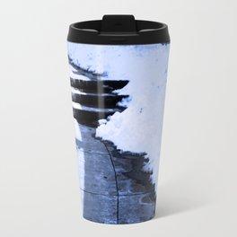 Grounding Snow Travel Mug