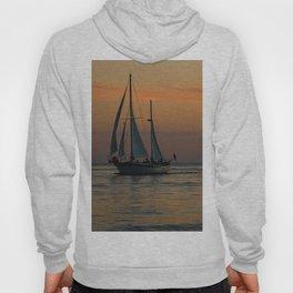 Sunset Sailing Hoody