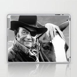 John Wayne @ True Grit #1 Laptop & iPad Skin