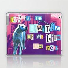 Rhythm  Laptop & iPad Skin