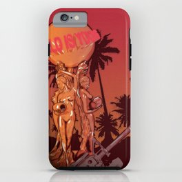 Scarface (world is yours) iPhone Case