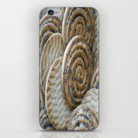 cookies iPhone & iPod Skins featuring Cookies by Vitta