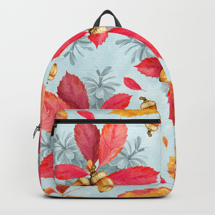 Autumn leaves #31 Backpack