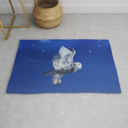 Fly me to the moon Rug