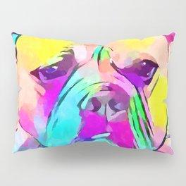 Bulldog 2 Pillow Sham