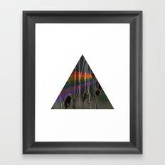 /prism\ Framed Art Print