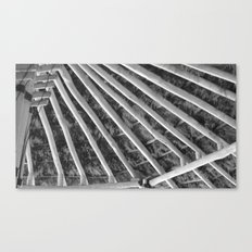 Paillotte Canvas Print