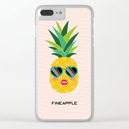 Fineapple Clear iPhone Case