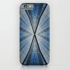 Abstract architecture iPhone 6s Slim Case