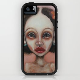ears without rings iPhone Case